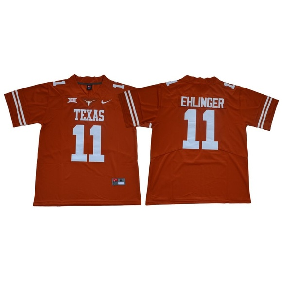 sports shoes 5288f 80c54 Texas Longhorns Sam Ehlinger Jersey NWT